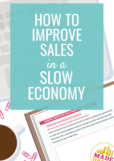 How to Improve Sales in a Slow Economy