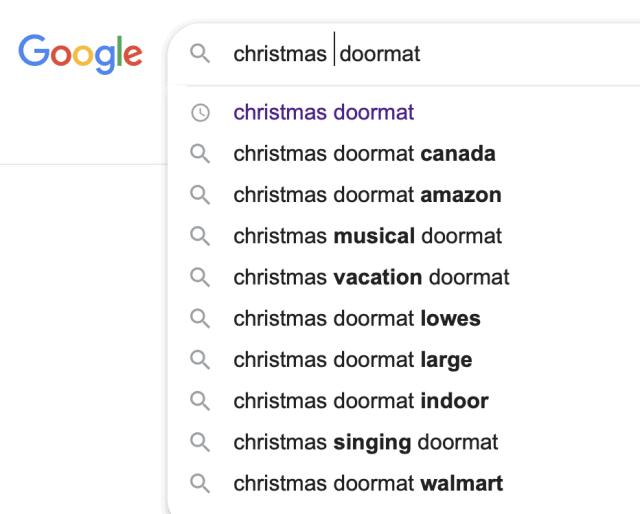 Google keyword research 1
