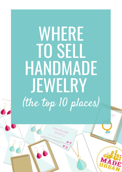 Where to Sell Handmade Jewelry