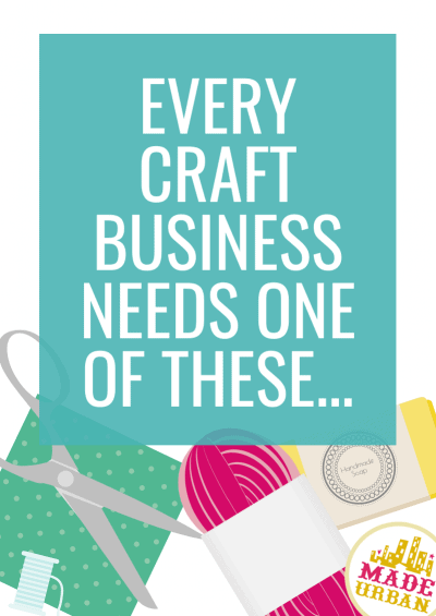 Every Craft Business Needs One Of These