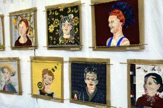 """Stefanie Gruber: """"Faces"""""""
