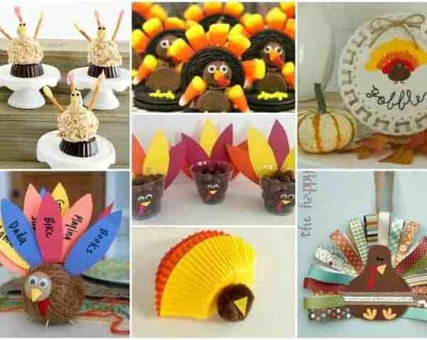 7+ Turkey Fun – The Handmade Hangout