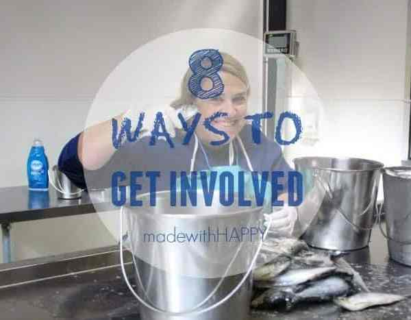 8 Ways to Get Involved