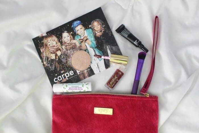 December IPSY Glam Bag 2016