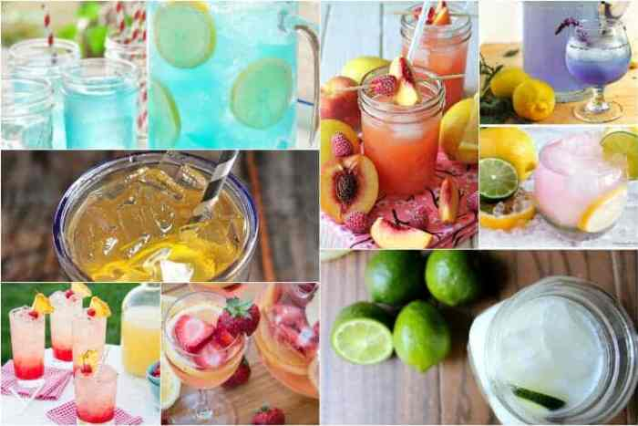 33+ Lemonade Recipes | Pineapple Lemonade | Strawberry Lemonade | Sparkling Lemonade and more | www.madewithhappy.com