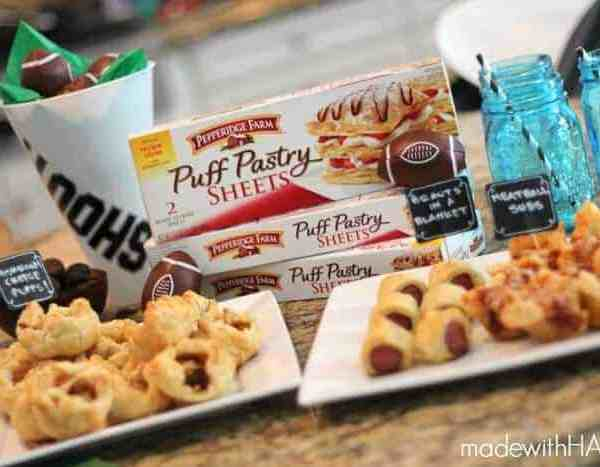 Home-Gating Party – Go-To Football Food