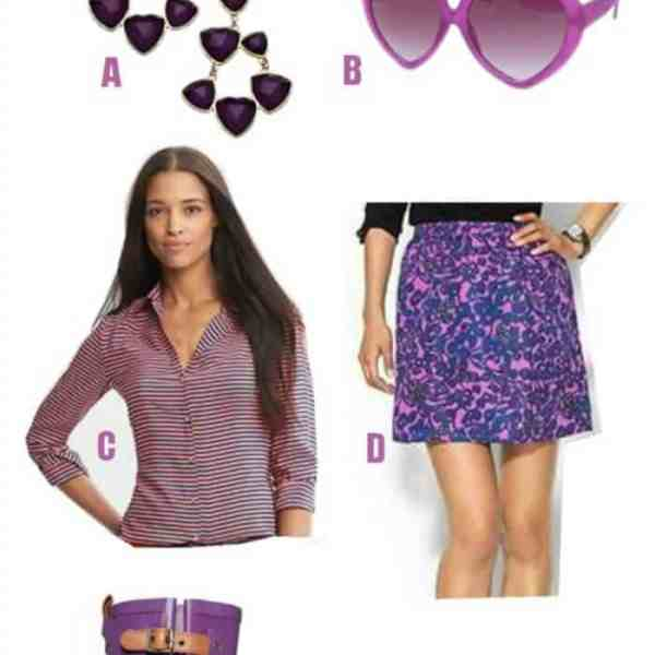 Friday Finds – Radiant Orchid