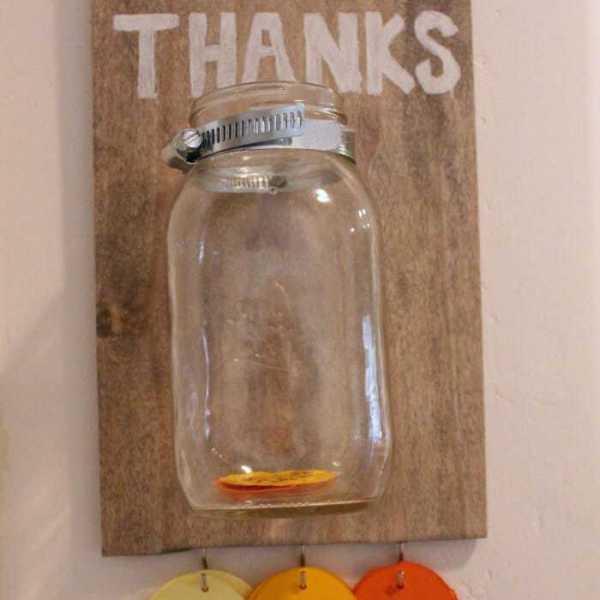 Thank You Bank {DIY}