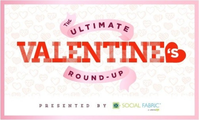 The Ultimate Valentines Round-Up | Valentines Crafts, Recipes, and Party Celebration Ideas | www.madewithHAPPY.com