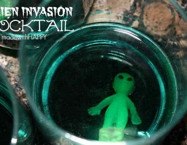 Alien Invasion Cocktail