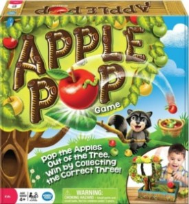 apple-pop-game New Board Games 2015 | Fun New Games of 2015 | Toys 2015 | Star Wars, Disney Imagicademy, The Good Dinosaur and Charlie Browns