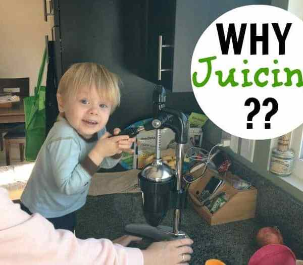 Our Family's Juicing Journey