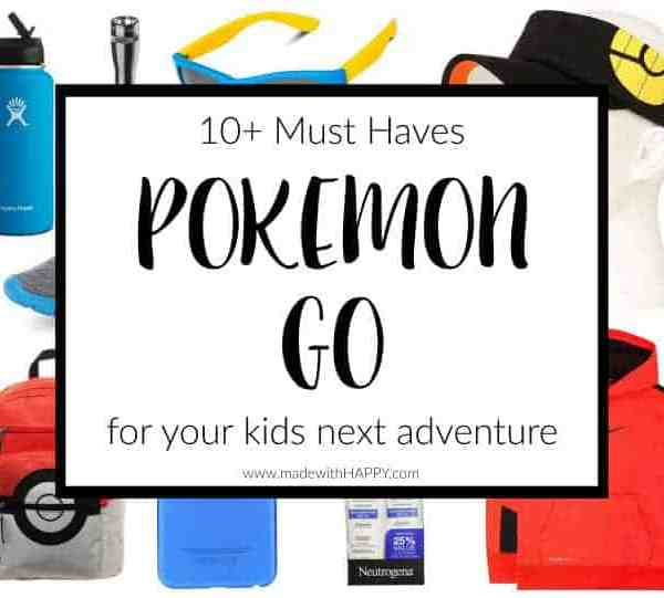 10+ Pokemon Go Must Haves