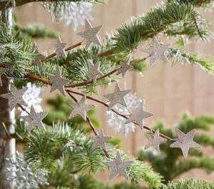 Sparkly Tree Pick