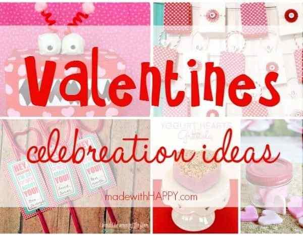 Valentines Celebration Ideas