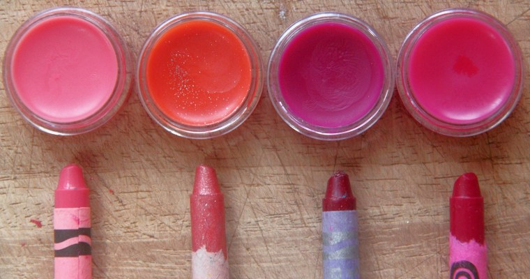 Crayon Lip Gloss