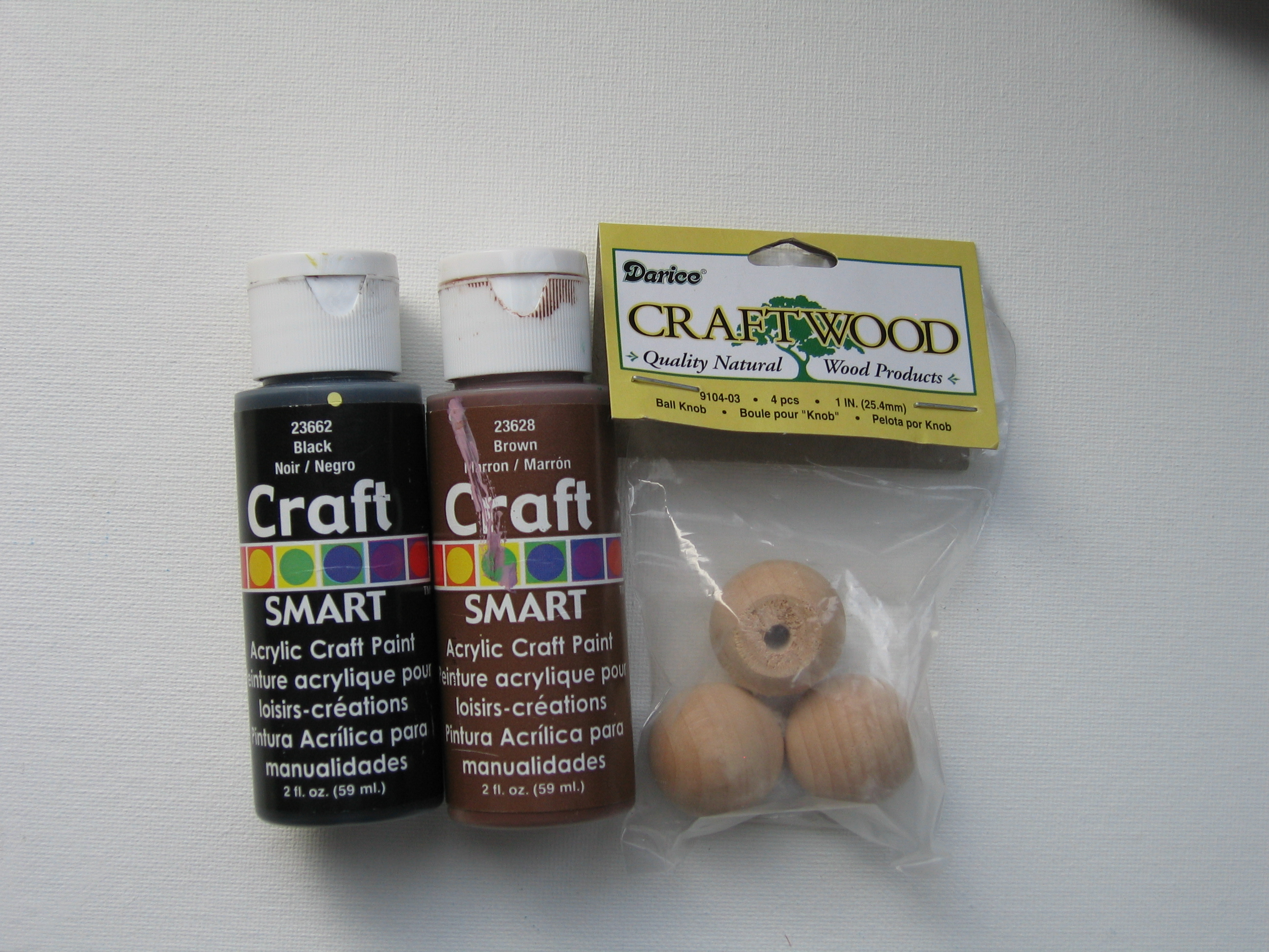 Craft Paint And Wood K
