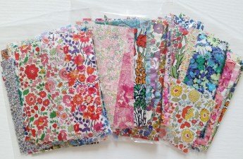 MadForFabric - Liberty Scrap Packs