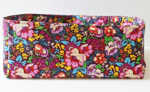 Mad For Fabric - Fabric Box Side View