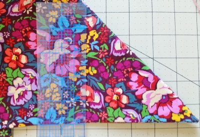Mad For Fabric - Fabric For Box Measure Corner