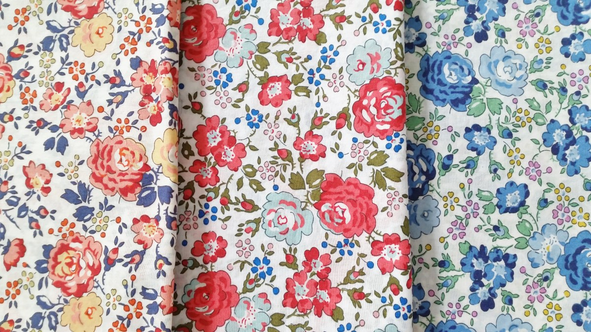 Liberty London Felicite Fabric