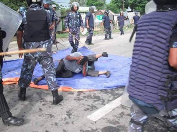 Human Rights Violations in Nepal