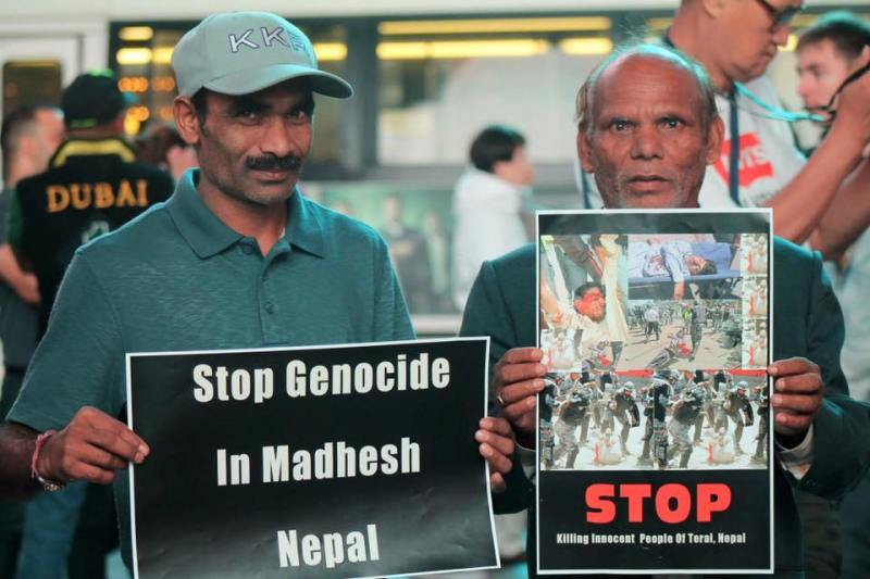 Stop Genocide in Madhesh