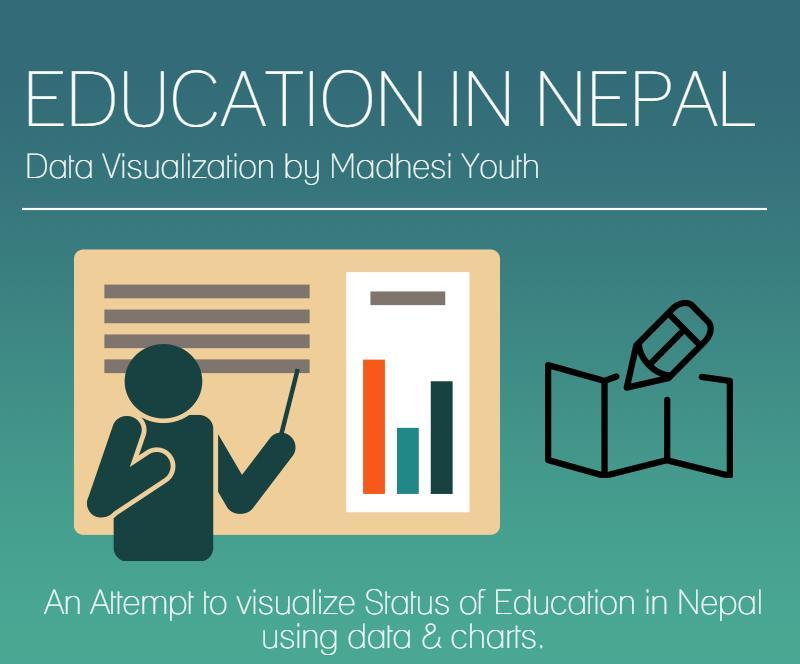 Education Status in Nepal - Data Visualization