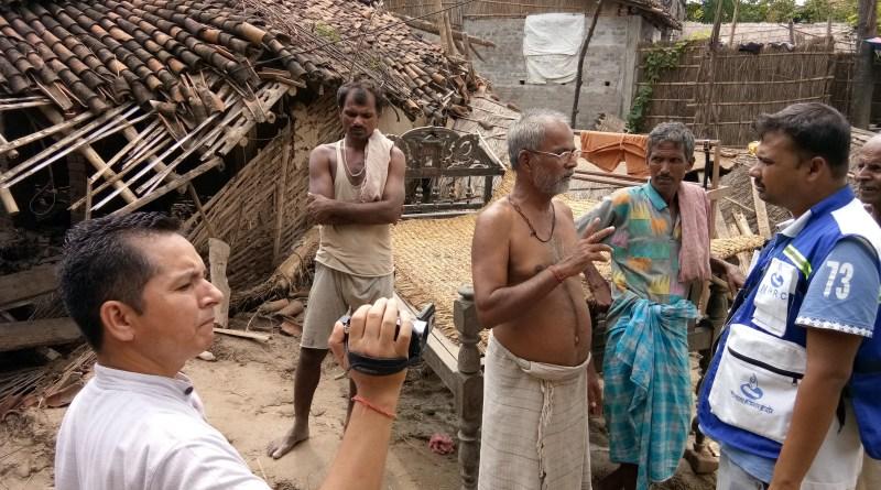 Flood-hit Human Rights