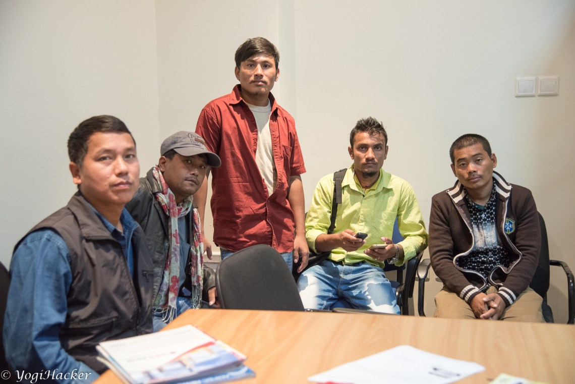 Seven Nepali Migrant Workers from Udaypur Stranded in UAE - Madhesi