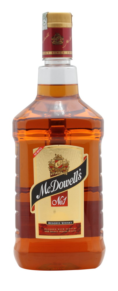 Image result for Mcdowell's No 1 whisky