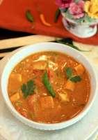 indian tofu curry