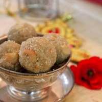 Poha Laddu | Atukula Laddu For Krishna Janmashtami