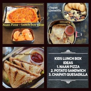 3 kids lunch box ideas