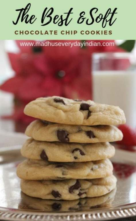 easy and best tasting chocolate chip cookies