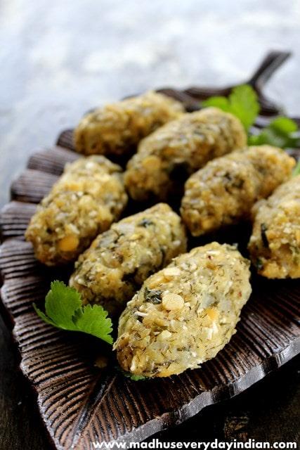 nuchinunde are steamed toor dal dumplings. healthy and gluten free breakfast from karnataka.