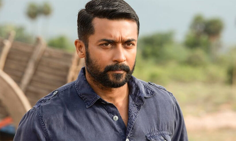 'The law is not to suppress the voice';  Actor Surya against Cinematograph Amendment    Suriya objects to draft Cinematograph Bill