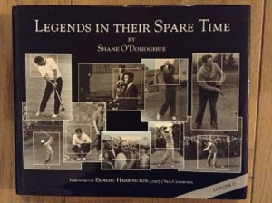 A super book paying tribute to Ireland's great amateurs.