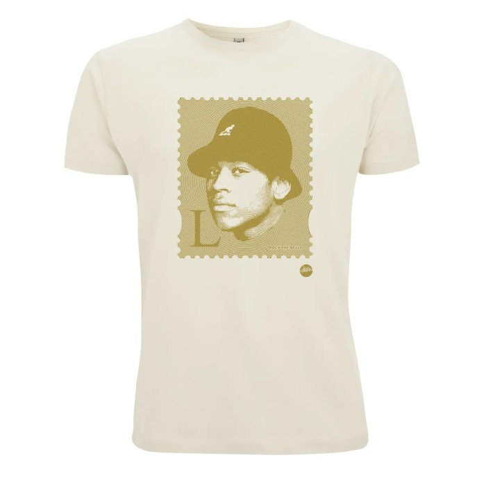 LLCoolJ Stamp T-Shirt