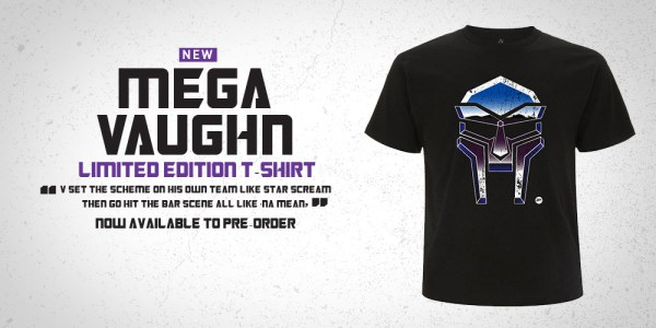 MFDOOM Transformers Megavaughn
