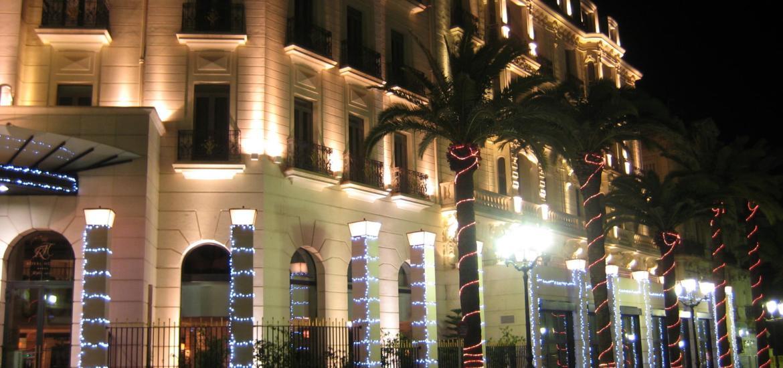 Hôtels, lieux de mémoire de la ville