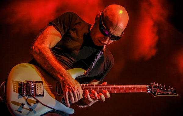 Joe Satriani And Steve Vai To Host Benefit Concert – Special Guests To Include Dweezil Zappa, Orianthi, Brendon Small, Tony Macalpine And More