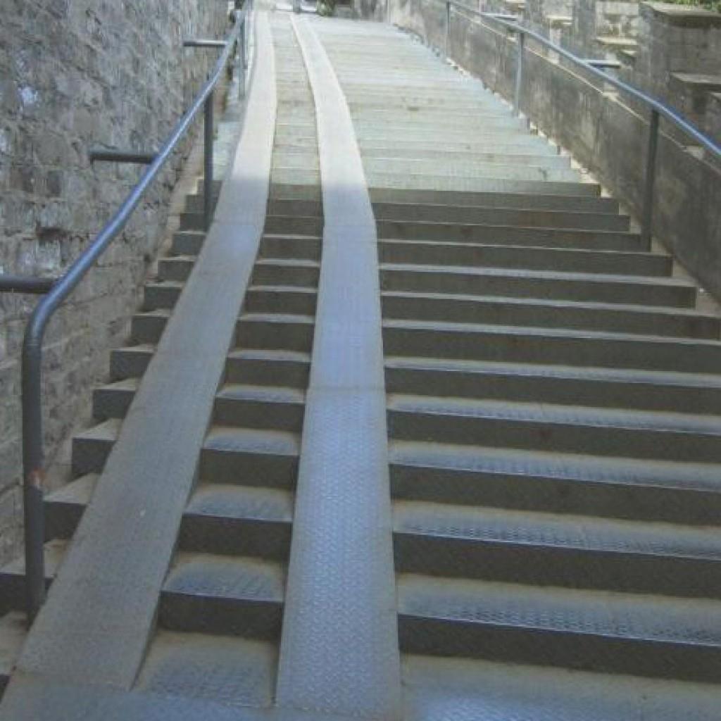 Best Wheelchair Ramp For Stairs Madison Art Center Design