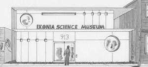 Panel from Museum by Brad Gottschalk
