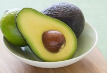 photo of avocados in a bowl