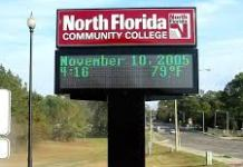 NFCC Sign