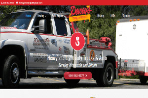 Dewey's Towing