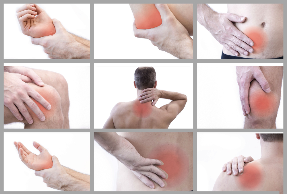 the many forms of joint pain