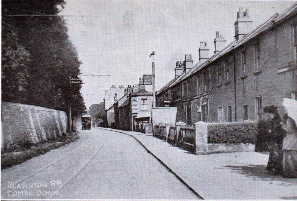 North Rd Combe Down
