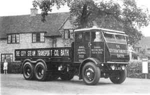 City Steam Transport Co